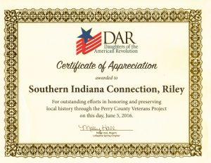 DAR Award