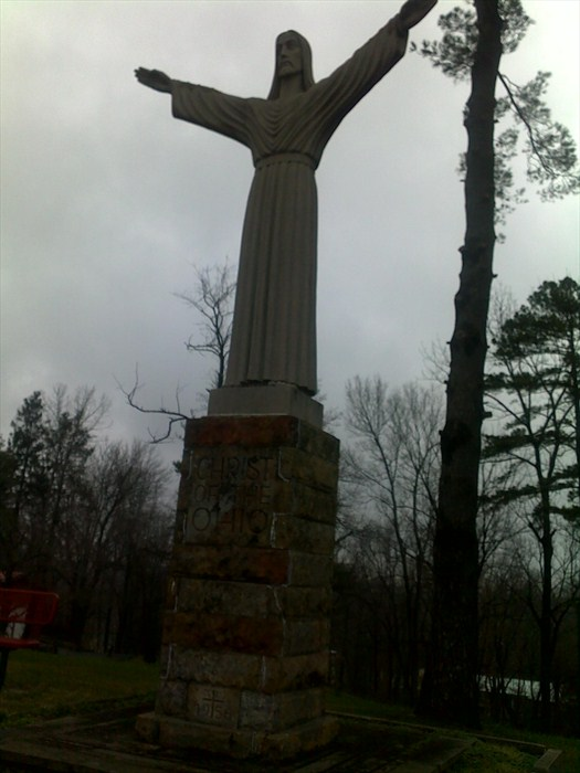 Christ of the Ohio - Troy Indiana