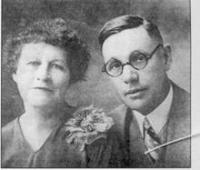 Dr Claude  & Maude Lomax
